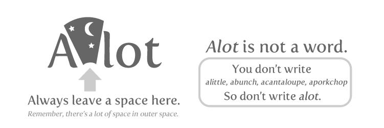 Spelling hint via The Oatmeal