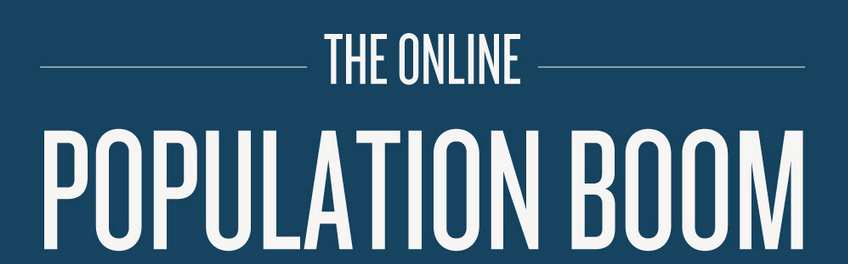 the online population boom