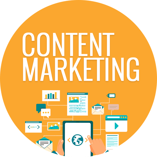 Content inbound marketing services b2b marketer and for Content marketing agency
