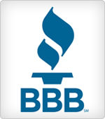 We're BBB Accredited