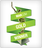 Gold Marcom Award Winner
