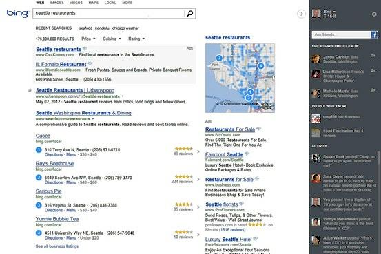 Bing Authorship?
