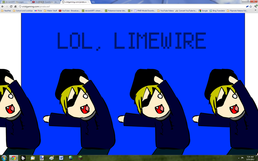 lol_limewire_pirates_by_hickerbop-d4tyzvw