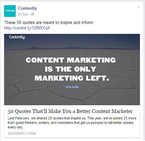 CM - Contently