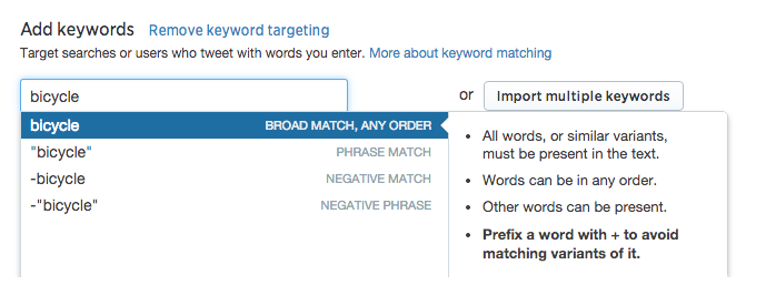 Keyword_targeting