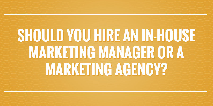 outsourced marketing - Agency Manager
