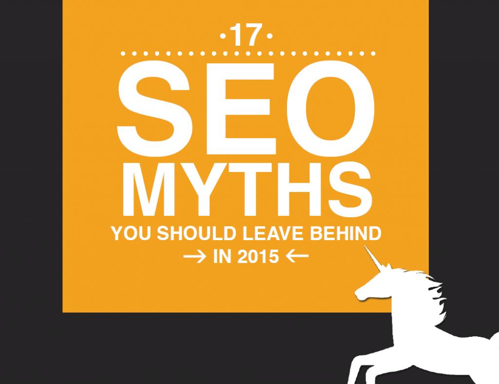 17 SEO Myths