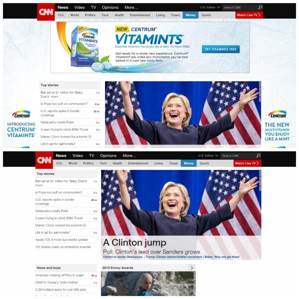 CNN compare