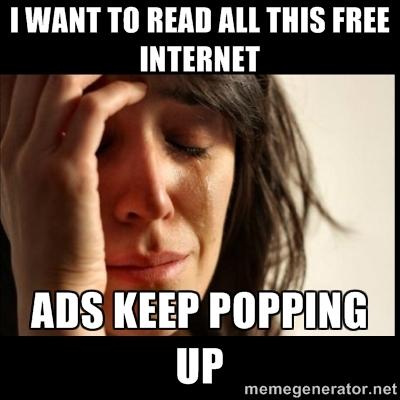 first world ads