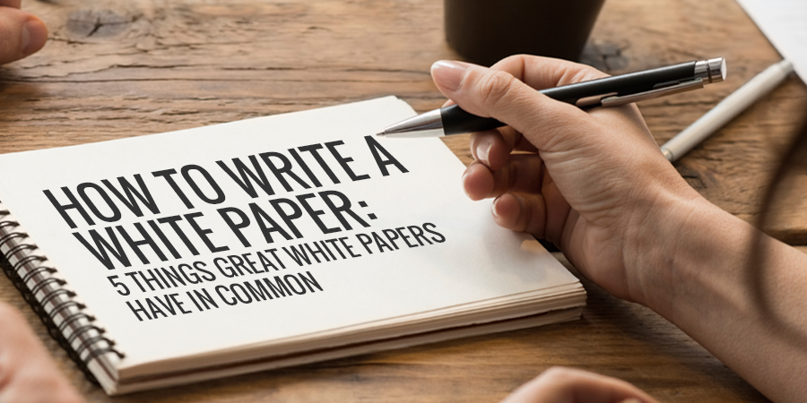 white paper research